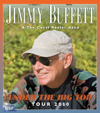 Jimmy Buffett 2010 Tour Dates » Jimmy Buffett World
