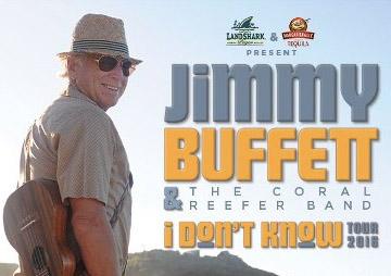 Phenomenal 2016 I Dont Know Tour Jimmy Buffett World Interior Design Ideas Skatsoteloinfo