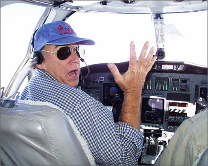 Jimmy Buffett s airplane Wave Dancer