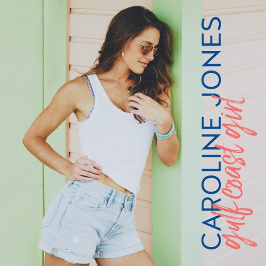 "Caroline Jones Releases ""Gulf Coast Girl"" with Jimmy Buffett, Chesney, and Others"