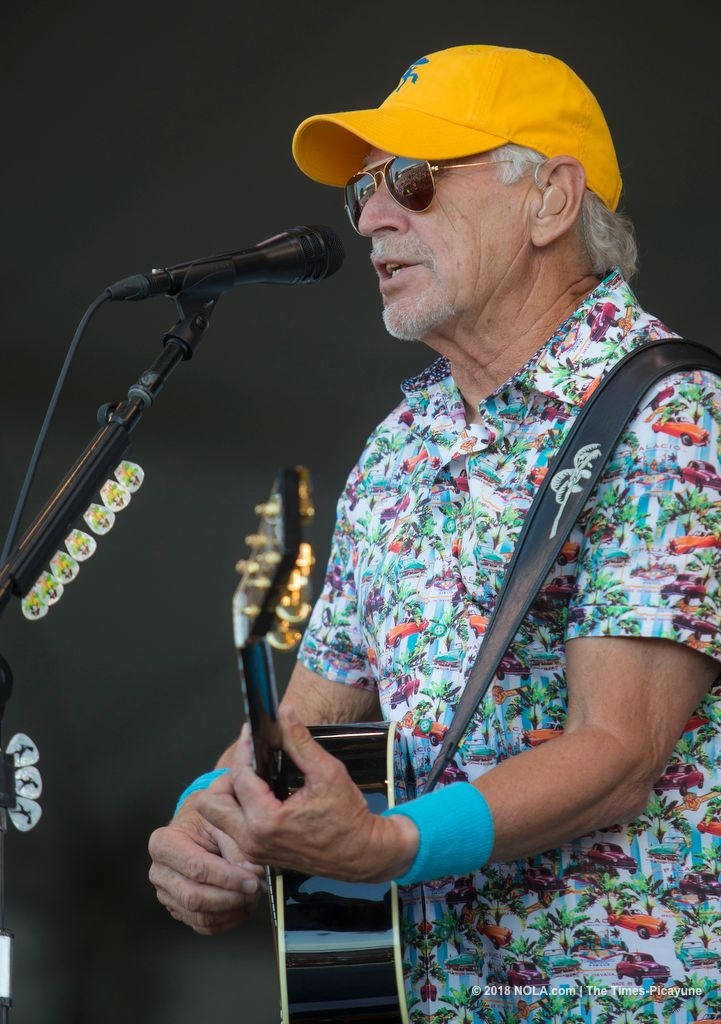 Show Reviews » Jimmy Buffett World