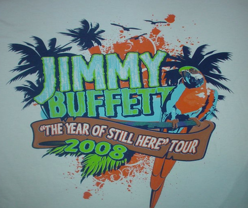 2008 Year of Still Here Tour Dates » Jimmy Buffett World